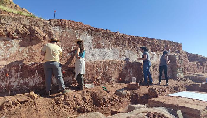La UCLM llevará a cabo este verano proyectos de investigación arqueológica y paleontológica en Noheda, en el arte rupestre del Cabriel y en Uclés financiados por la Junta