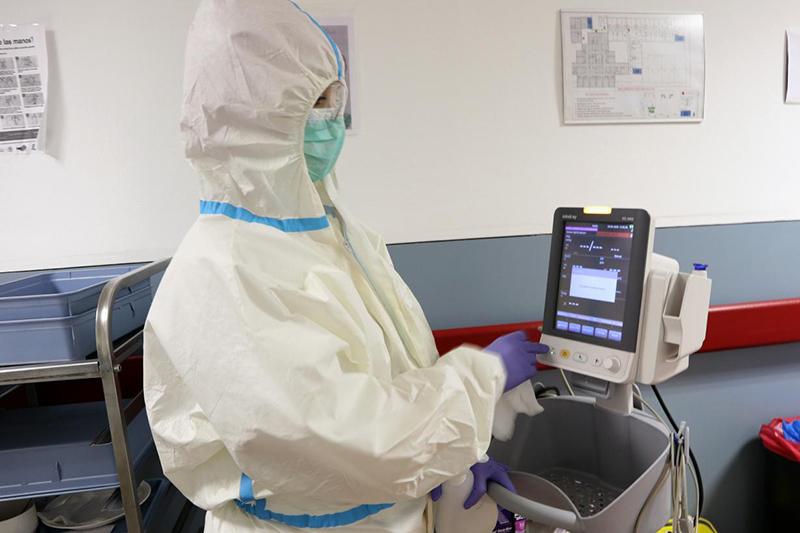 Miércoles 14 de julio Guadalajara registra 62 contagios y Cuenca 51 en las últimas 24 horas
