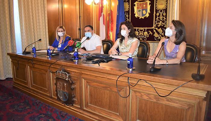 Un total de 217 entidades locales se suman al Plan de Empleo puesto en marcha por el Gobierno regional y la Diputación Provincial de Cuenca