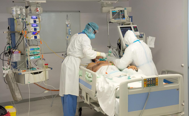 Viernes 16 de julio Guadalajara registra 97 nuevos contagios y Cuenca 80..., pero continúa la misma cantidad de pacientes ingresados