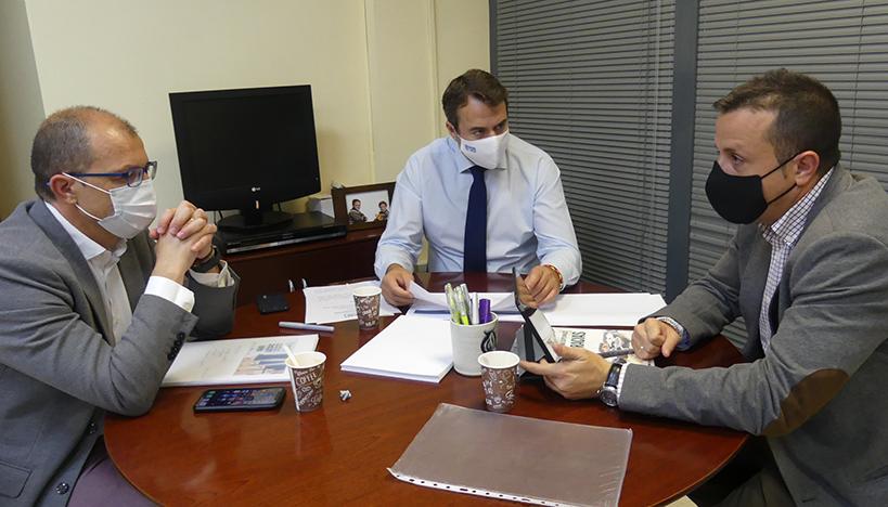 CEOE Cuenca valora el importante trabajo que desarrolla Mercadona en la provincia