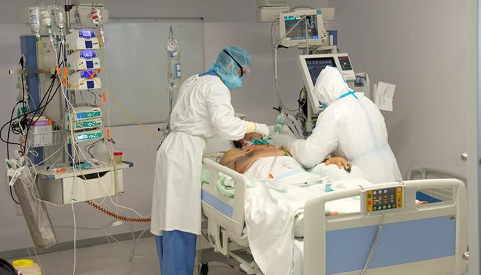 Muere una persona por Covid en Guadalajara durante el fin de semana, registrando 474 nuevos casos y 210 en Cuenca