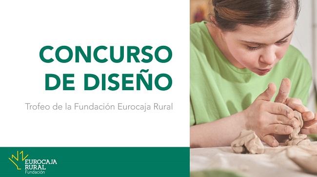 Fundación Eurocaja Rural premiará con 1.000 euros el mejor diseño del nuevo trofeo con el que reconocerá a los ganadores de sus iniciativas