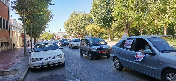 Cuenca vuelve a decir alto y claro que quiere seguir teniendo su tren convencional