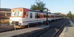 la espana vaciada pide el mantenimiento y mejora y de la linea de tren madrid cuenca valencia | Informaciones de Cuenca