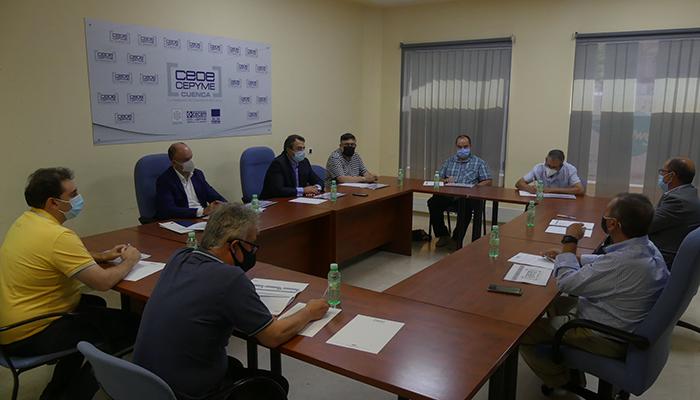 Pueblos con el Tren y la Plataforma en Defensa del Ferrocarril de Cuenca insisten en un debate público sobre el tren de Cuenca