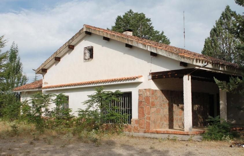 antigua casa del guarda | Liberal de Castilla