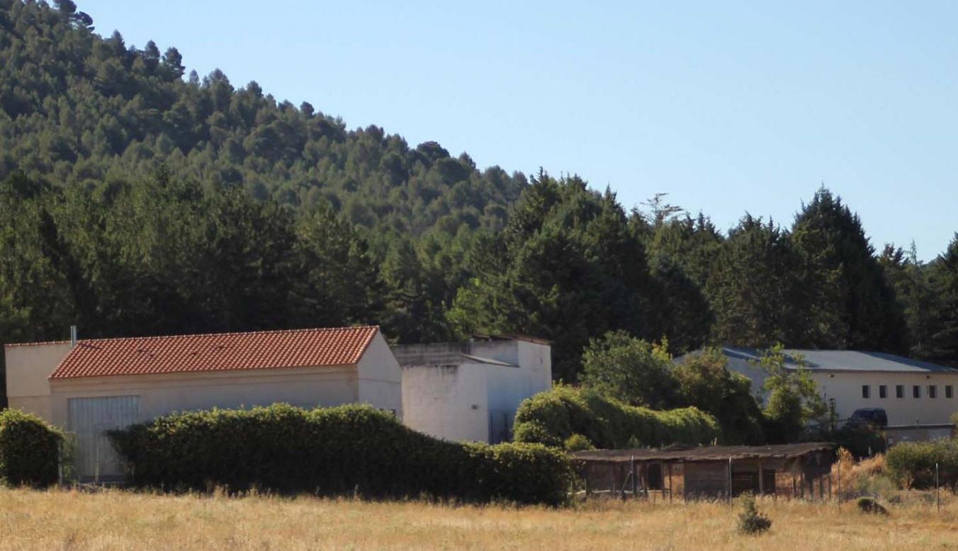 antiguo centro de recuperacion de fauna silvestre | Liberal de Castilla