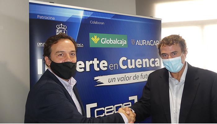 Auracar Automóviles suma su colaboración a Invierte en Cuenca