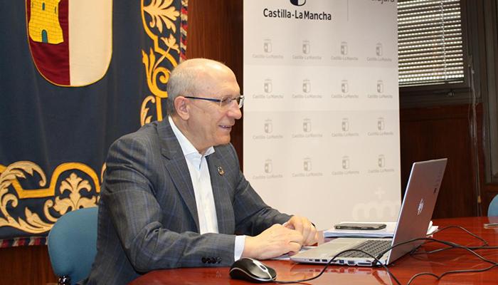 Castilla-La Mancha presenta en un congreso internacional la Ley contra la Despoblación y la Estrategia que la desarrollará durante los próximos años
