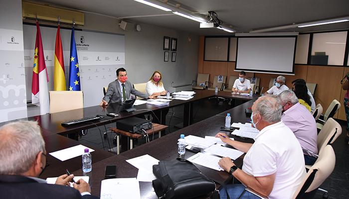 """Castilla-La Mancha va a seguir demandando una convergencia del 100% en la nueva PAC porque el 85% propuesto es """"insuficiente"""""""