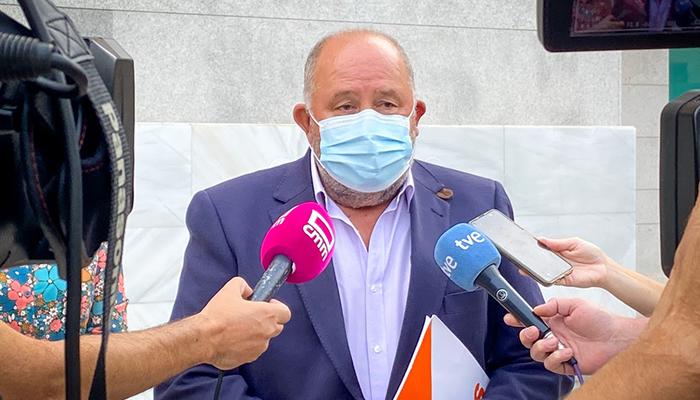 """Ciudadanos denuncia el estado de """"abandono"""" del Monte Ardal por parte de la Junta"""