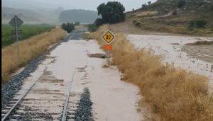 cuenca pierde otro tren por culpa del temporal | Informaciones de Cuenca