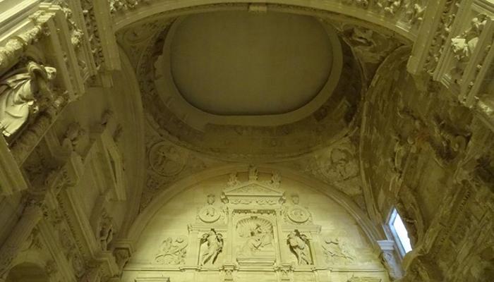 El Arco de Jamete de la Catedral de Cuenca entra en la Lista Roja de Patrimonio