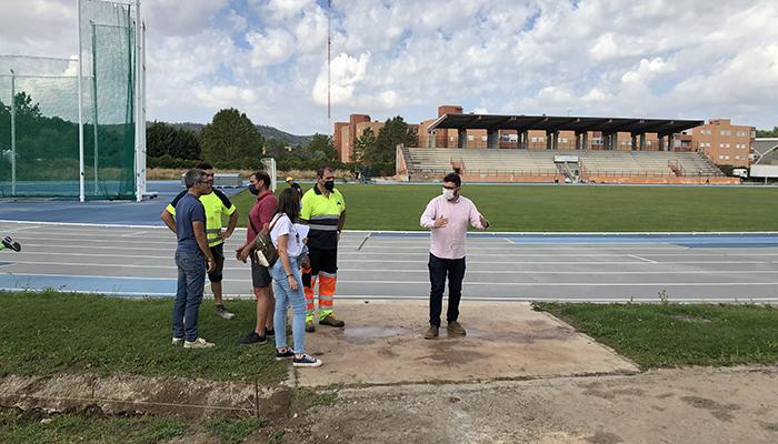 El Ayuntamiento de Cuenca aprueba diversos asuntos de cara a los preparativos del Campeonato de España de Atletismo Sub16 por autonomías