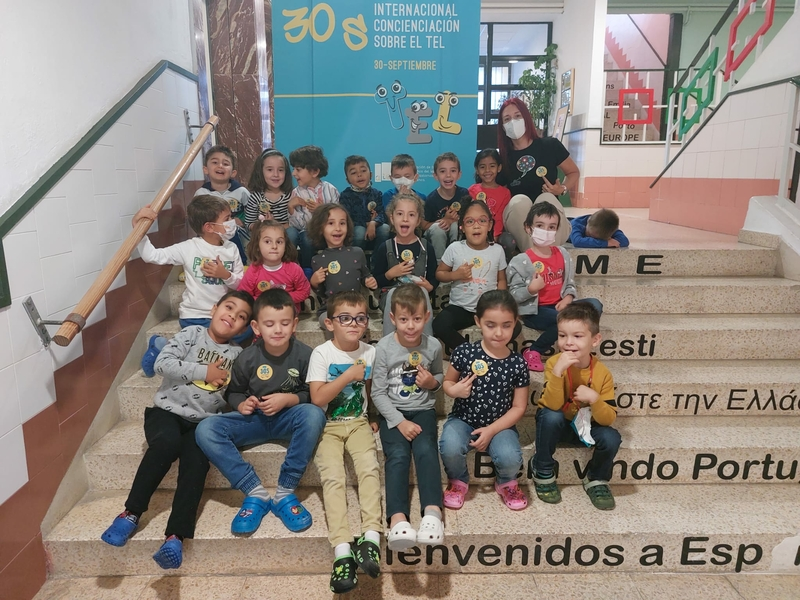 El CWIP Santa Ana de Cuenca celebra del día del TEL con una jornada de concienciación