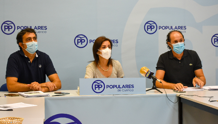 PP en el Ayuntamiento de Cuenc