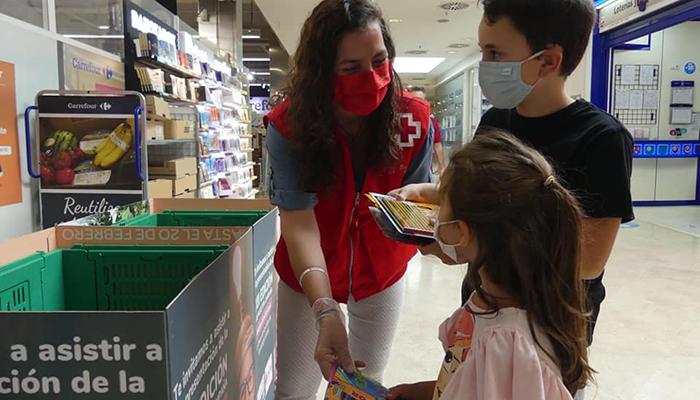 El viernes comienza en Cuenca la campaña #VueltaAlColeSolidaria impulsada por Cruz Roja