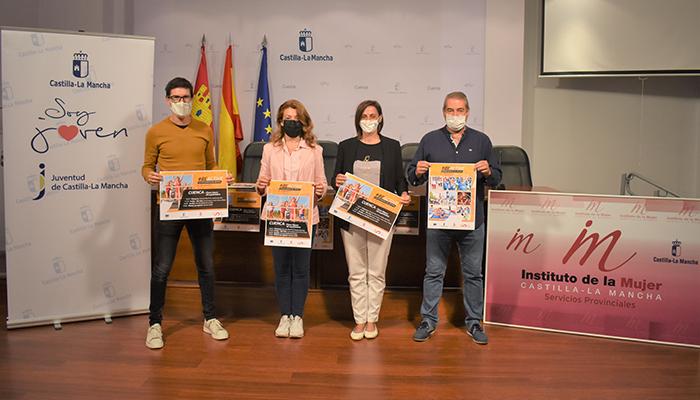 Flamenco, funky-hip hop, zumba o pilates en espiral para celebrar la Semana Europea del Deporte en la ciudad de Cuenca el 28 de septiembre