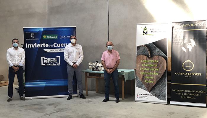 Invierte en Cuenca destaca la apuesta artesanal por los productos agroalimentarios de Pasión Manchega