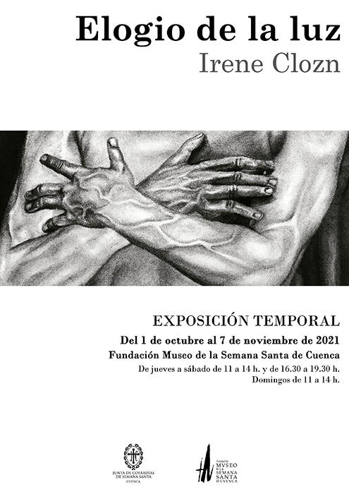 Irene Clozn expone su 'Elogio de la luz' en el Museo de Semana Santa de Cuenca