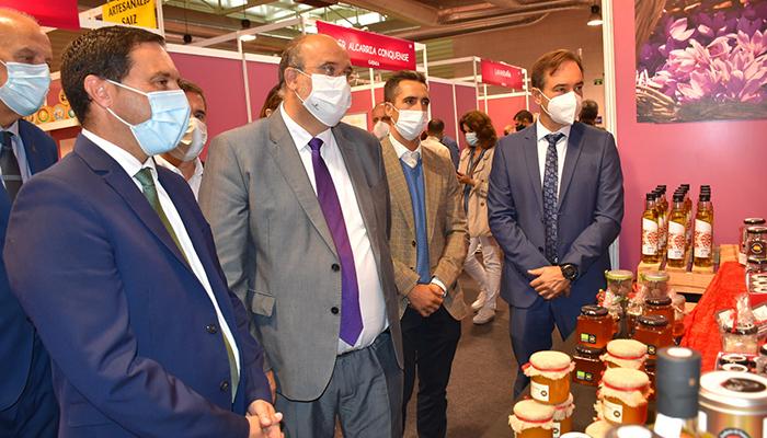La Feria Naturama vuelve con 15.000 visitantes, un grado de satisfacción superior al 90% y 50.000 euros de facturación