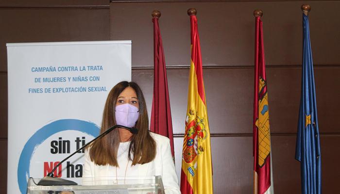 La Junta promueve la sensibilización y la concienciación para luchar contra la trata con fines de explotación sexual