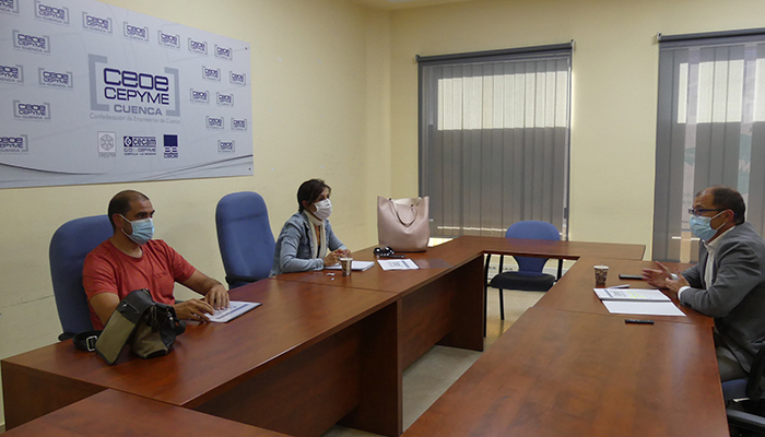La patronal conquense vuelve a reclamar consensos necesarios ante los retos futuros