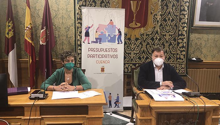 Los Presupuestos Participativos de Cuenca triplican su cuantía e incluyen una fase previa de apoyo para potenciar aún más la participación