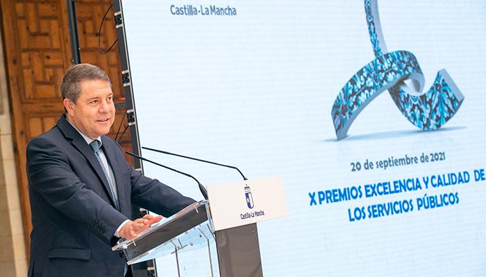 """Page avanza la """"supresión por completo de aforos y horarios"""" que volverán a la """"normalidad pre-COVID"""" en Castilla-La Mancha"""