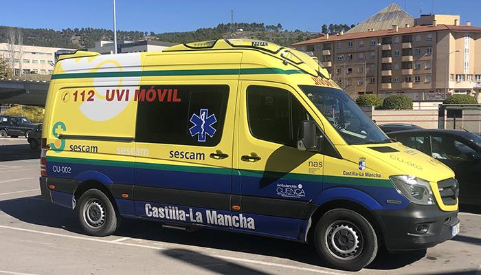 Fallece un motorista de 70 años en un accidente en Pajaroncillo