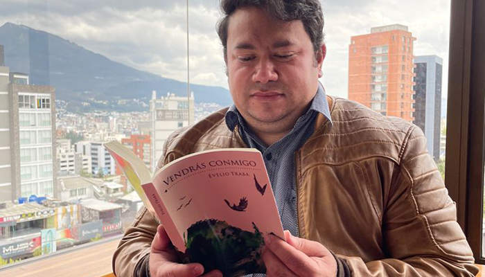 'Un traspatio de malos vecinos', de Evelio Traba, se alza con el XL Premio Internacional de Poesía Juan Alcaide