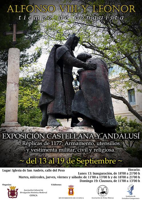 Una exposición mostrará cómo eran los conquenses en tiempos de Alfonso VIII