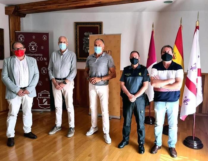 El BOE publica el convenio entre el Ministerio del Interior y el Ayuntamiento de Tarancón al sistema ´VioGen´