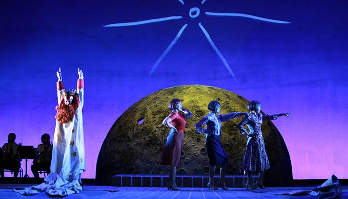 El musical 'Antoine', que llega este fin de semana al Auditorio de Cuenca, logra el Premio Max a Mejor Espectáculo Revelación