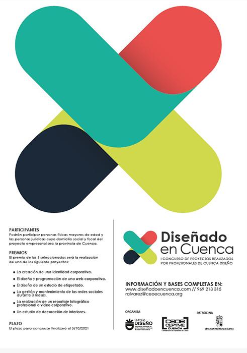 """La Asociación de Diseño de Cuenca convoca el concurso """"Diseñado en Cuenca"""""""