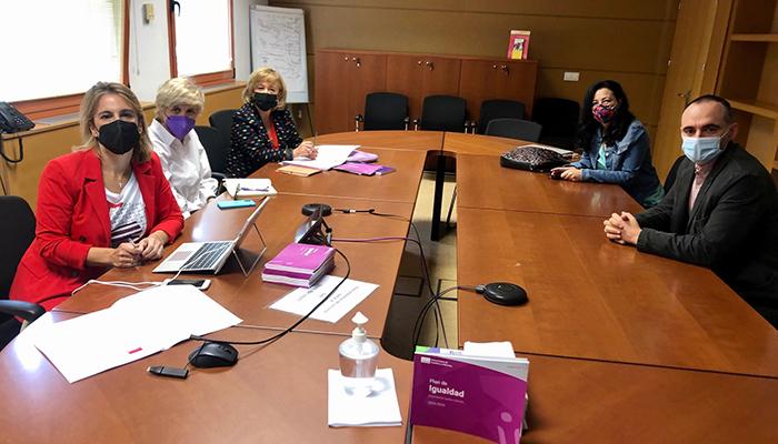 La Comisión de Igualdad de la UCLM inicia sus trabajos para consolidar una cultura paritaria en la institución