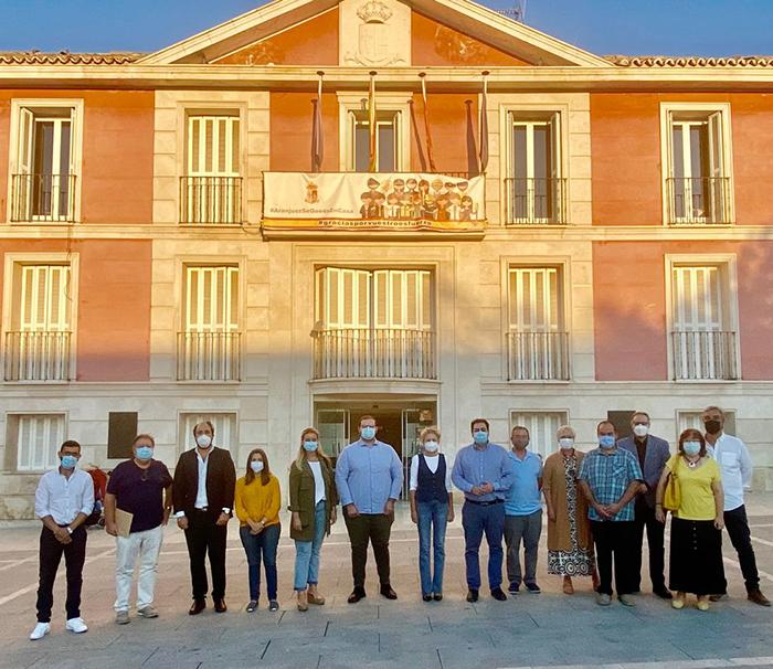 Pueblos con el Tren agradece el apoyo del ayuntamiento de Aranjuez en la lucha por la defensa del ferrocarril