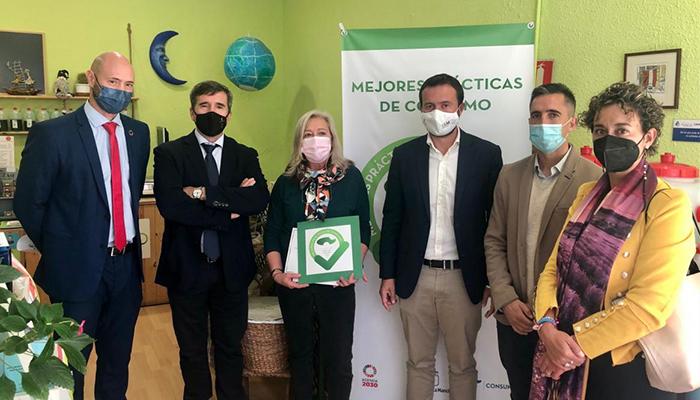 Una empresa de Cuenca capital se ha llevado un premio por vender productos ecosostenibles